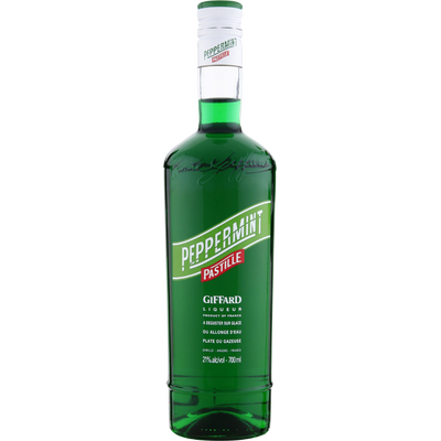 Peppermint pastille GIFFARD, 21°, 70cl
