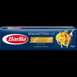 Spaghettoni n°7 BARILLA, 500g