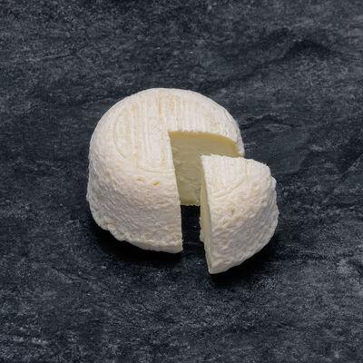 Crottin de chavignol, AOP, au lait thermisé et lait cru de chèvre 50%min, 60g