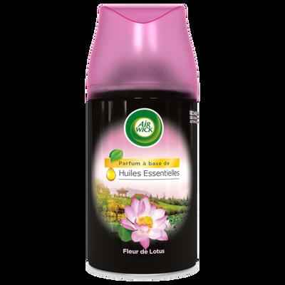Recharge pour diffuseur Fresh Matic parfum fleur de lotus du Sichuan AIR WICK, 250ml