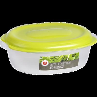 Boîte hermétique eden U MAISON, rectangulaire, 0,7 litres, vert