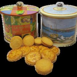 Palets breton et galettes beurre, BISCUITERIE JOUBARD, seau de 500g