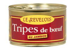 Tripes de boeuf au jambon LE REVELOIS boite 420g