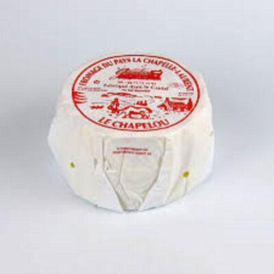 Fromage de pays au lait thermisé  Le Chapelou , 32%MG Fromagerie Gardon