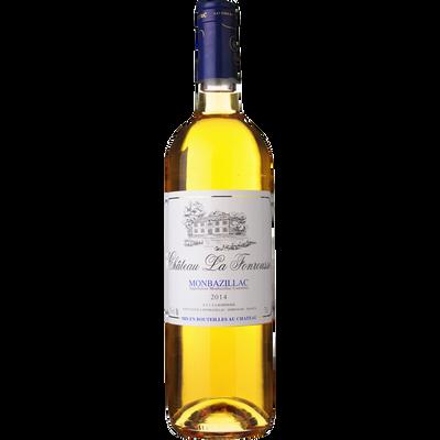 """Vin blanc AOP Montbazillac """"Château Lafonrousse"""", 75cl"""