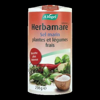 Sel original aux plantes et légumes frais HERBAMARE, 500g