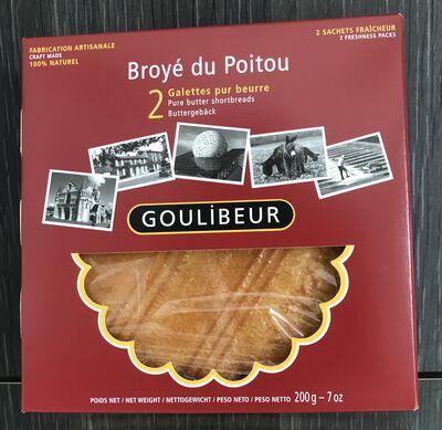 galette Goulibeur pur beurre 380 g