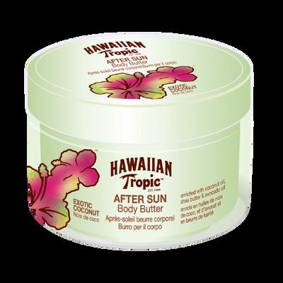 Beurre corporel au coco HAWAIIAN TROPIC, pot de 200ml