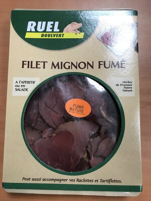 FILET MIGNON FUME