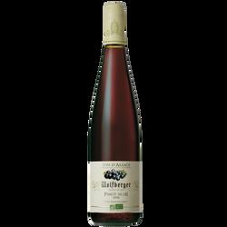 Pinot noir d'Alsace bio WOLFBERGER, 75cl