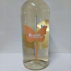 Fruité Catalan IGP côtes catalanes vin blanc 75cl
