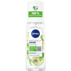 Déodorant aloe vera NATURALLY GOOD spray 75ml
