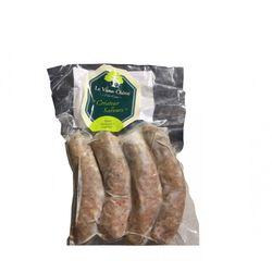 LE VIEUX CHENE Saucisse en Confit de Porc x4