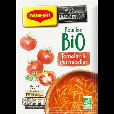 Potage tomates et vermicelles bio MAGGI, 70g