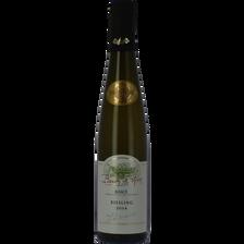 Vin blanc d'Alsace Riesling réserve particulière BARON DE HOEN, bouteille de 37,5cl
