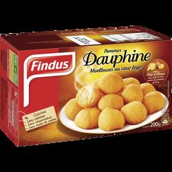 Pomme dauphine FINDUS, boîte de 200g
