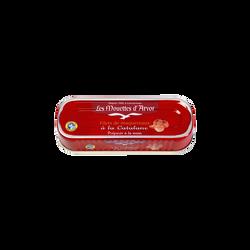 Filets de maquereaux sauce catalane LA MOUETTE D'ARVOR, 169g