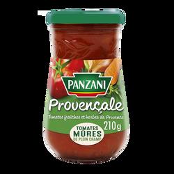 Sauce tomate provençale PANZANI, 210g