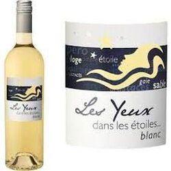 Les yeux dans étoiles IGP vin blanc de pays d'Oc 750 ml