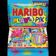 Haribo Confiserie Play & Pik Multipack Haribo, 360g