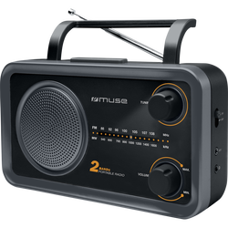 Radio MUSE m-06ds-2 gammes fm/mw-tuner analogique