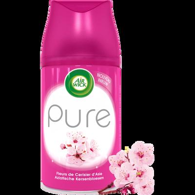 Recharge désodorisant freshmatic pure fleur, AIR WICK, 250ml
