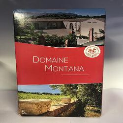 IGP DOMAINE MONTANA ROUGE BIB 5L