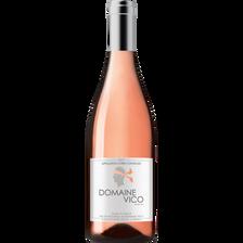 Vin rosé de Corse AOP Domaine Vico 2017, bouteille de 75cl, CVT