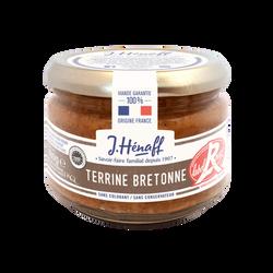 Terrine Bretonne HENAFF, 180g