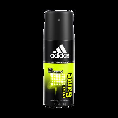 Déodorant Pure Game ADIDAS MEN, atomiseur de 150ml