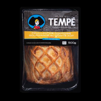 Feuillantine comtoise gourmande au comte Appellation d'Origine Protégée, TEMPE, 500g