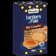 Pasquier Tartines Toastées Au Blé Complet Pasquier, 240g
