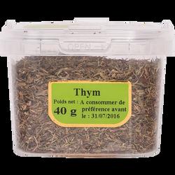 Thym, pot 40g