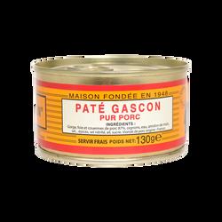 Pâté gascon pur porc LOU GASCOUN, 130g