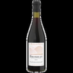 Brouilly AOP rouge le Repos des Graces U bouteille de 75cl