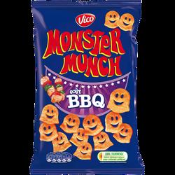 Monster munch goût barbecue VICO, sachet de 85g