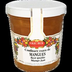Confiture extra mangues ERIC BUR, 370g