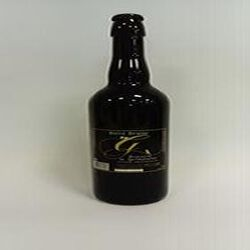 Bière brune LA GERMANOISE 75 cl
