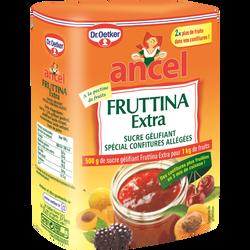 Sucre gélifiant Fruttina extra 2 en 1, DR OETKER, boîte de 500g