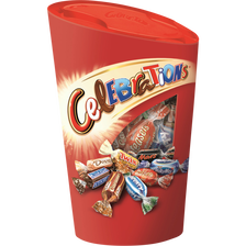 Chocolats assortis CELEBRATIONS, ballotin de 280g