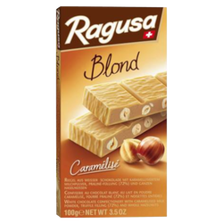 Tablette ragusa blond CAMILLE BLOCH, 100g