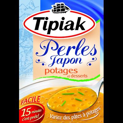 Perles Japon pour potages et desserts TIPIAK, 250g