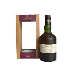 Rhum agricole, Armagnac Cash Finish, RHUM JM, 40.8°, bouteille de 50 CL