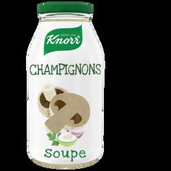 Soupe de champignons et pointe de persillade KNORR, 45cl