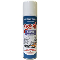 Spray dissuasif, VETOCANIS, 250ml