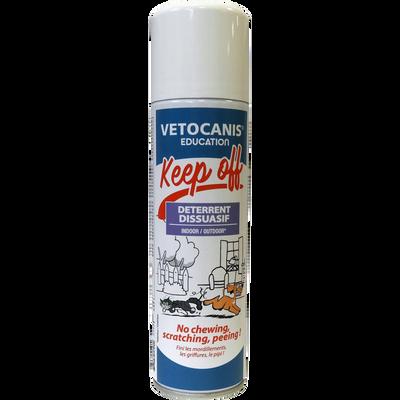 Spray dissuasif, VETOCANIS, 250ml