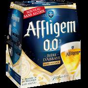 Affligem Bière Sans Alcool Blonde Affligem, 0,00°, 6x25cl