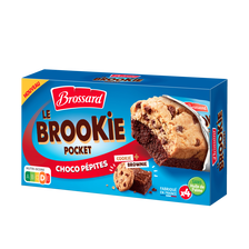 Brossard Cookies Aux Pépites De Chocolat Sur Gâteaux Au Chocolat , X4,184g
