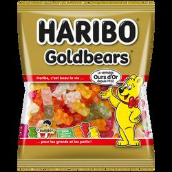 Bonbons ours d'or, sachet de 300g