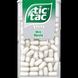 TIC-TAC menthe, 49g